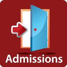 Admission application